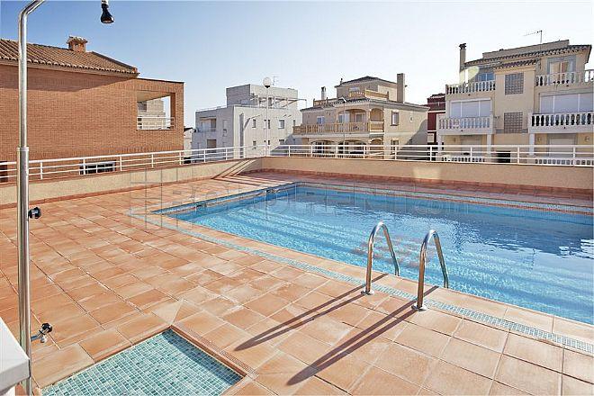 Alquiler de apartamento playa en playa de oliva p114a - Alquiler de apartamentos en oliva playa ...