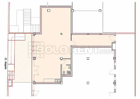 To rent Commercial property Oliva