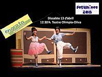 12 -14 d,april. Theatre Festival