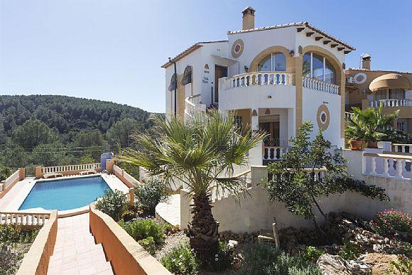 Zu Kaufen Einfamilienhaus La Font d'en Carròs